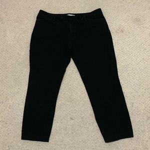 Gap Slim Cropped Pants